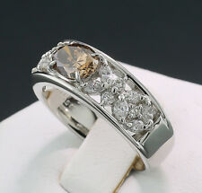 *LUXUSKLASSE* BRILLANT RING 1,86 CT IN 900 PLATIN VKP 13310 EURO NEU