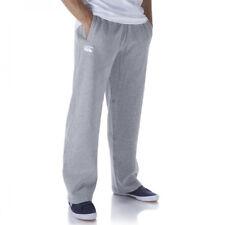 Canterbury Combination Sweat Mens Grey Running Sports Gym Bottoms Pants L