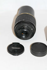 Objetivos automático y manual para cámaras Nikon AF