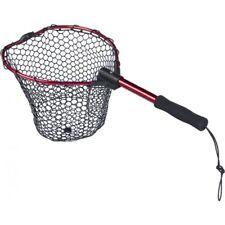 Berkley Folding Kayak Fishing Landing Rubber Net 1316614 + Brand New