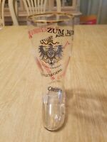 Mini DAS BOOT Old Germany Eagle Glass Beer Gold Rings Antique, Rare!