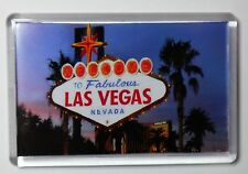 Las Vegas Sign Fridge Magnet- Free Postage