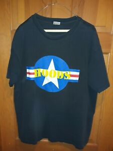 The Neighborhoods 1989 shirt rare XL The Replacements The Lyres The Real Kids