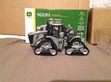 NEW 2018 ERTL 1/64 FARM SHOW EDITION SILVER John Deere 9620RX 4WD Tractor *NIB*
