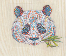 PANDA BEAR HEAT TRANSFER APPLIQUE 3858-AA