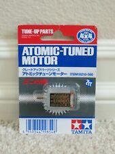 BRAND NEW TAMIYA MINI 4WD 15215 ATOMIC TUNED MOTOR TUNE-UP PARTS - US SELLER