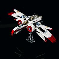 LEGO 8088 7259 Arc-170 Starfighter Custom Acrylic Display Stand