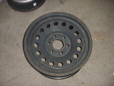 STEEL WHEEL RIM CHEVY SILVERADO OEM 2010 10 17x7.5