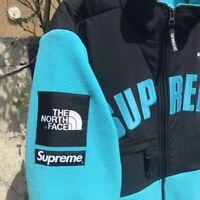 Supreme x The North Face Denali Fleece Teal