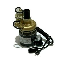 Shellback Laundry Tray Pump 1/8 Hp Utility Tub Sink Drain Plumbing Model 3-12-19