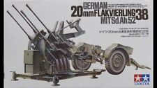 Tamiya 35091	1/35 German 20mm Flak 38 Gun