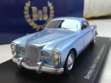 1951 Bentley Mk Vl Cresta ll Facel Metallon Resin Car 1/43 Best Of Show BOS