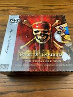 Pirates of The Caribbean DVD Treasure Hunt Game by Imagination - 2006 Ed