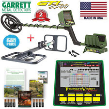 GARRETT GTI 2500 EAGLE-EYE DEPTH MULTIPLIER PACKAGE * INCLUDES 2 SEARCH COILS*