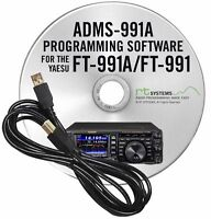 RT Systems FT-991A Programming Software w/ RT-42 USB-A to USB-B Cable