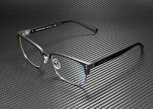 BURBERRY BE2253 3464 Matte Black Demo Lens 54 mm Men's Eyeglasses