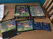 GOAL!  - COMMODORE AMIGA GAME DISK - BY VIRGIN GAMES  B2