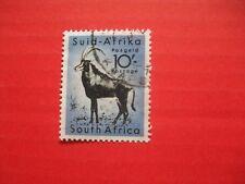 África del Sur-SG164 10/- ñus Estampilla VFU
