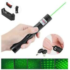 LASER POINTER GRÜNER STRAHL EXTREM 20KM + AKKU 1mW GRÜN GREEN POWER POINTER