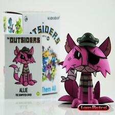 Allie - The Outsiders Vinyl Mini Series Kidrobot x Joe Ledbetter Brand New