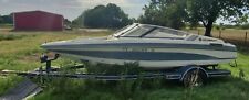 1996 Celebrity 18' Bowrider & Trailer - Texas