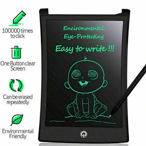 """8.5"""" Electronic Digital LCD Writing Tablet Drawing Board Graphics for Kids Gift"""