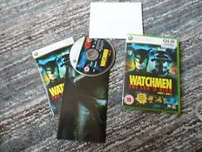 Watchmen: The End is Nigh Parts 1 and 2 (Microsoft Xbox 360 ) - Complete VGC