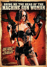 Bring Me the Head of the Machine Gun Woman (DVD) LIKE NEW PLAYED ONCE