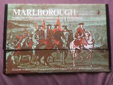 Marlborough (Jackdaw 30) - facsimiles, all complete