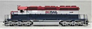ATHEARN 95175 BC RAIL SD40-2 #747 HO SCALE