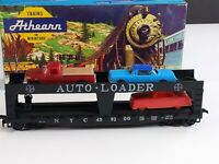 Athearn 1407 New York Central 50' Double-Deck Auto Loader NYC 499300 HO Scale