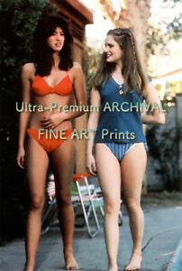 PHOEBE CATES Cameltoe Fast Times JEN JASON LEIGH  HI-RES ARCHIVAL Photo (8.5x11)