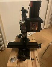 Sherline Milling Machine Series 5400 Dro Ready Nice