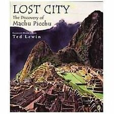 Library Book: Lost City: The Discovery of Machu Picchu: By National Geographi...