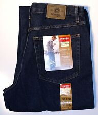 Wrangler Five Star Men's Relaxed Fit Jeans Light Stone Color All Sizes 30 32