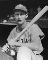 Boston Red Sox TED WILLIAMS Glossy 8x10 Photo Baseball Print Pose Photograph