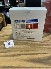 Wheelock Fire Alarm 105351