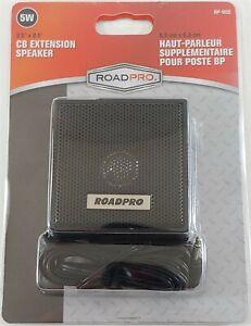Roadpro RP-102C 5 Watt CB Radio Extension Speaker 2.5 inch x 2.5 inch