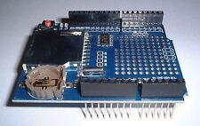 Data Logger Modulo Registrazione Registratore Shield v1.0 per uno SD Card Arduino UK STOCK