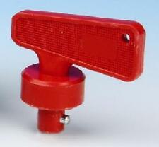 FIA Spare Key for Battery Cut Off Switch Red RACE RALLY CAR
