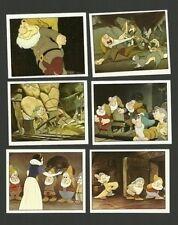 Snow White and the Seven Dwarfs  Disney     Card LOT I
