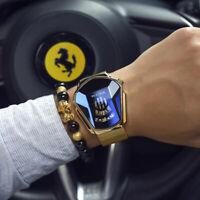 BESTWIN™️ Diamond Style Quartz Watch Waterproof High-End Fashion  Milan Strap
