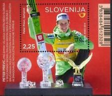 Slovenia 2016 Sport, Ski Jumping, Champion, Peter Prevc MNH**