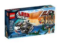 LEGO® THE MOVIE 70802 Bad Cops Verfolgungsjagd  - NEU / OVP