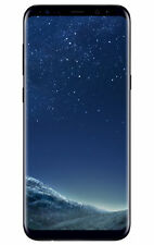 Samsung Galaxy S8 Plus SM-G955FD 64GB LTE Dual SIM Unlocked Smartphone - Midnight Black