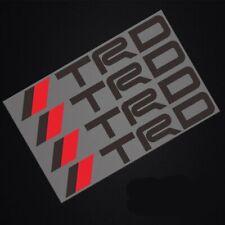 x4 TRD Emblem insigne Toyota GT86 Camry Corolla Yaris Supra CROWN REIZ Rav4