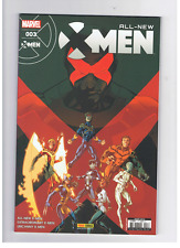 LOT ALL NEW X-MEN 1 2 3 MARVEL PANINI COMICS