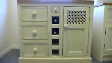 Winerack Shabby Chic Kitchen Base Cupboard Unit Painted In Your Colour.