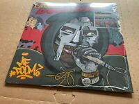 NEW SEALED MF Doom - Operation: Doomsday Vinyl 2xLP