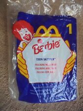 McDonalds MIP Happy Meal Doll BarbieTeen Skipper Mini Doll Dollhouse  1998  #1